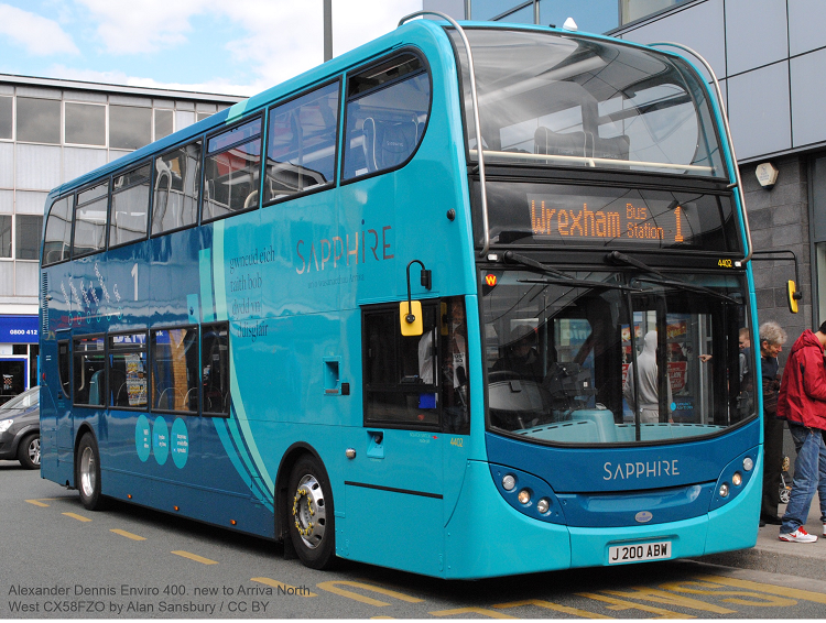 Arriva invest more than £2 million on buses running in Gravesend and Dartford