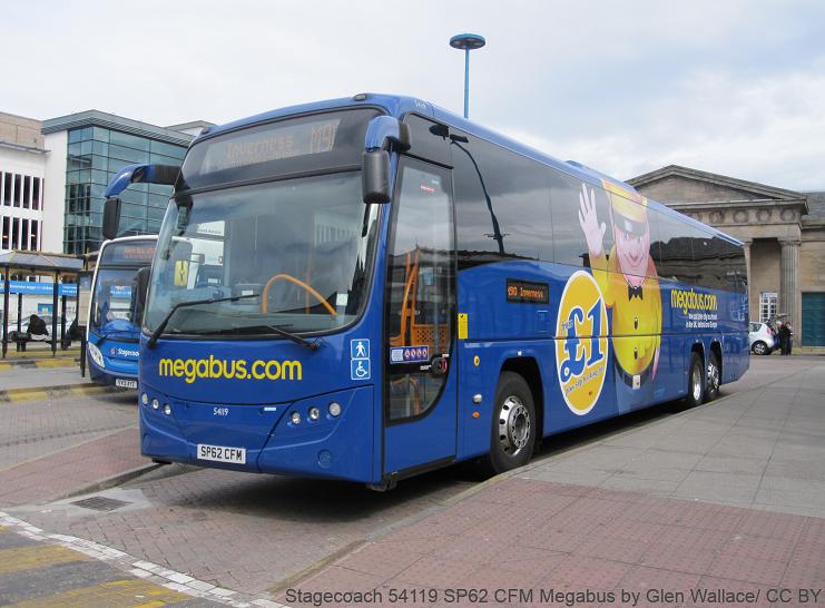 Megabus launch new network of services in the Benelux region and open dedicated base in Belgium