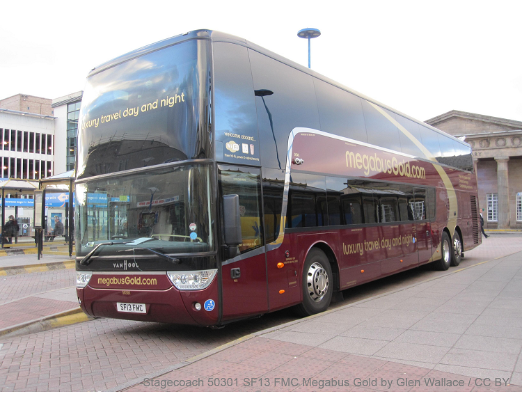 Oxford bus users to get free Wi-Fi