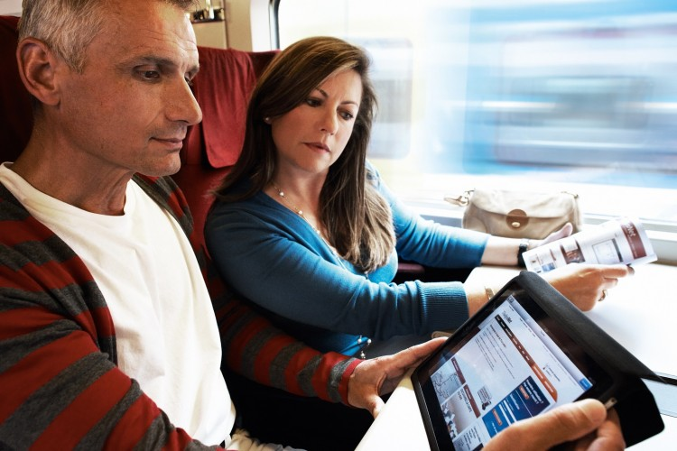 High-speed trains meet high-speed Wi-Fi: Icomera wins Thalys contract