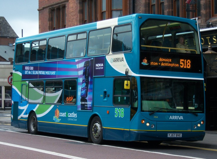 Arriva looks to the future with Wi-Fi buses