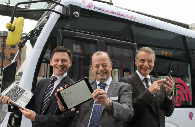 Smarter, simpler bus travel launched with free Wi-Fi and Real Time Information