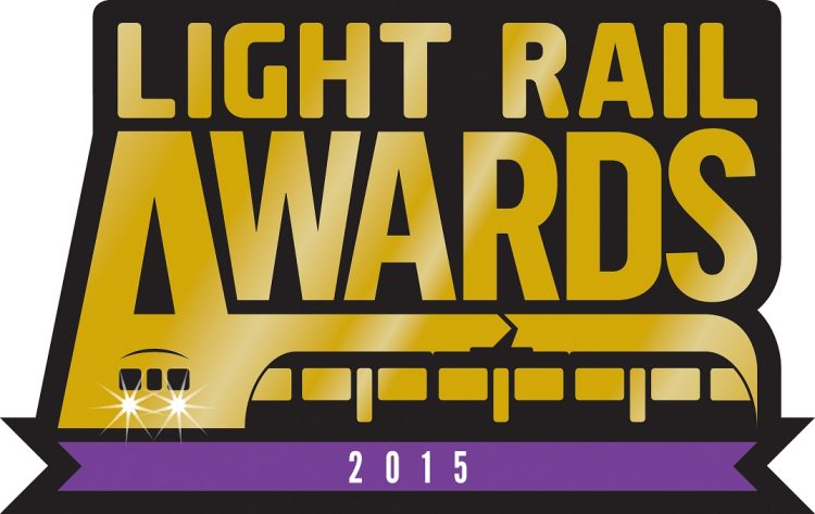 The future of public transport: Wi-Fi initiatives win big at the 2015 Light Rail Awards