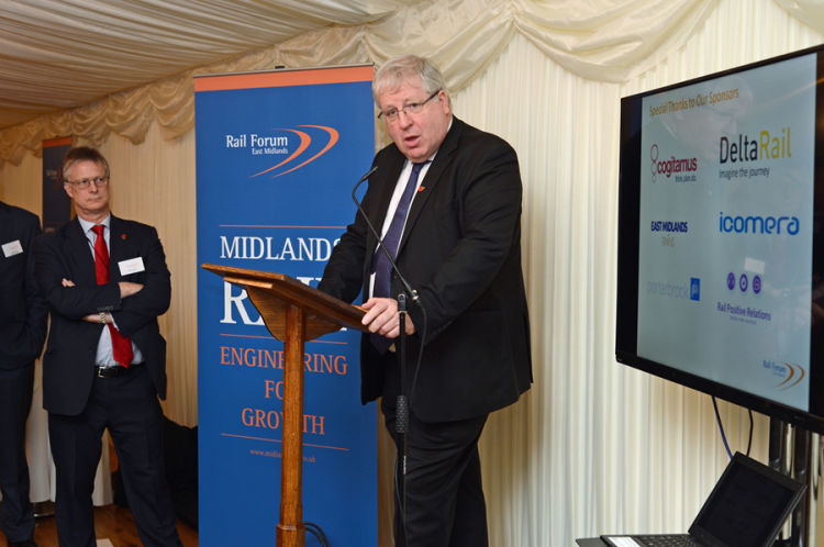 Rail Forum Parliamentary Reception 2015