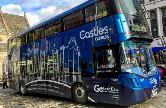 Storming ahead with a new fleet of buses