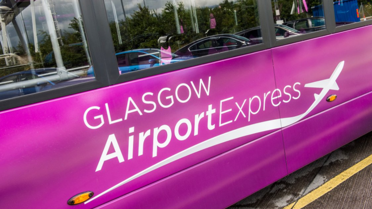Travel in style: First Glasgow launch luxury buses to airport