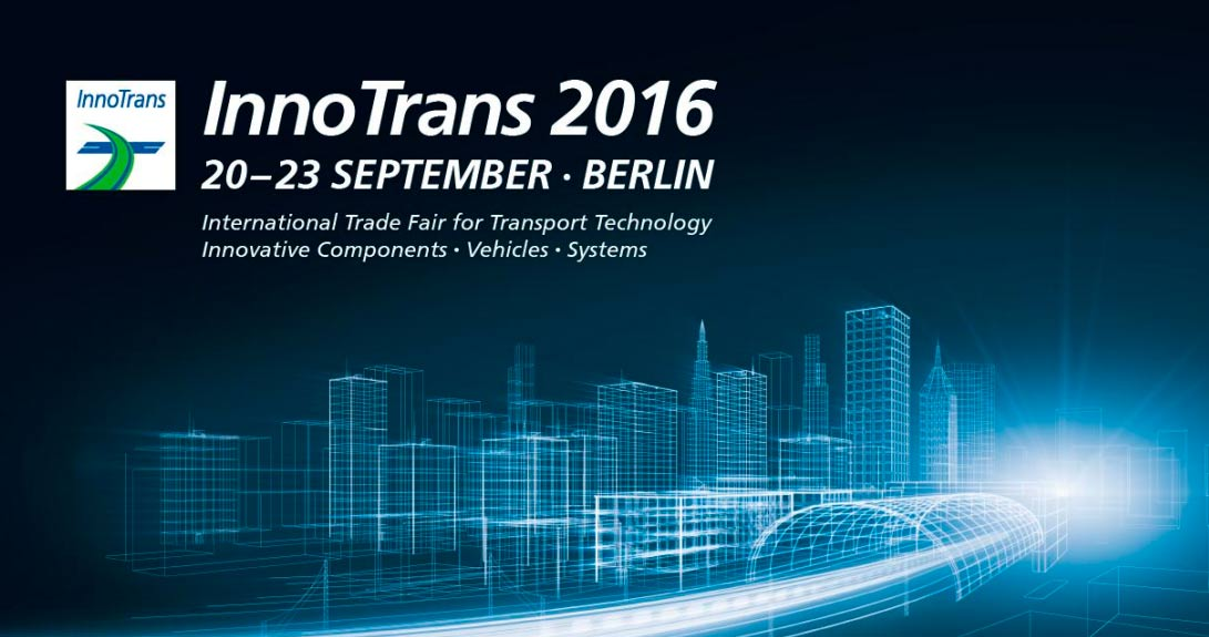 Icomera all set for InnoTrans 2016