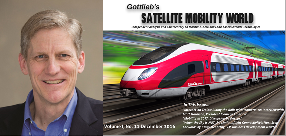 Matt Hardison speaks to Satellite Mobility World