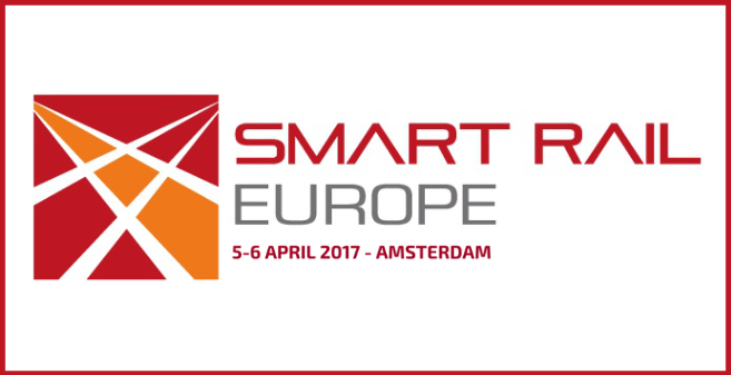 Icomera exhibits at SmartRail Europe 2017