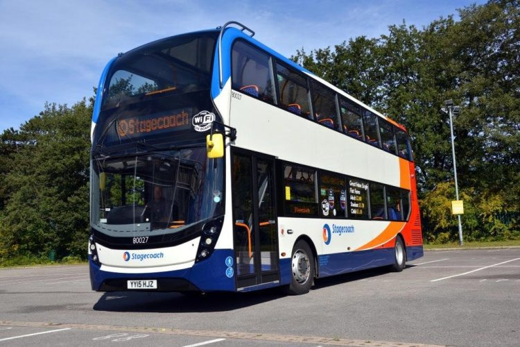 Stagecoach invests £70m in fleet improvements for 2017
