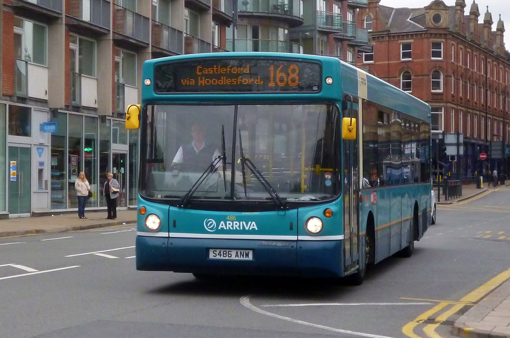 Arriva makes £8m investment into West Yorkshire buses