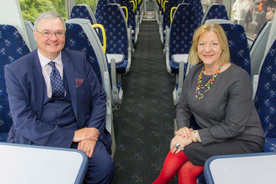 Refurbished ScotRail train fleet equipped with Passenger Wi-Fi