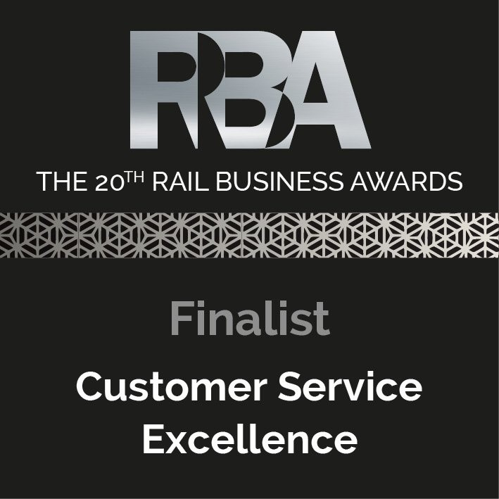 Icomera is shortlisted for Rail Business Awards 2018