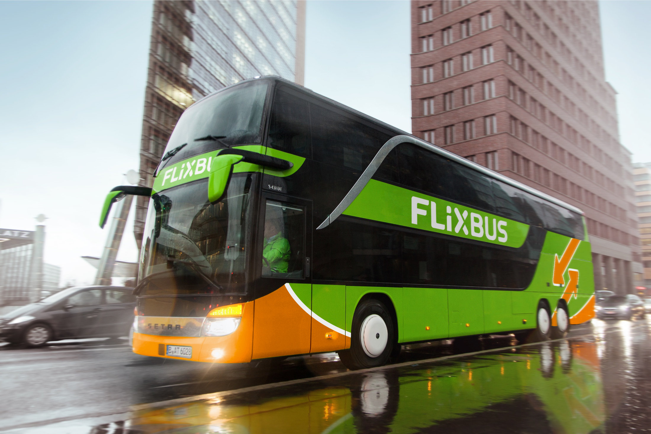 FlixBus awards Icomera contract to deliver next-generation Wi-Fi and Infotainment to passengers