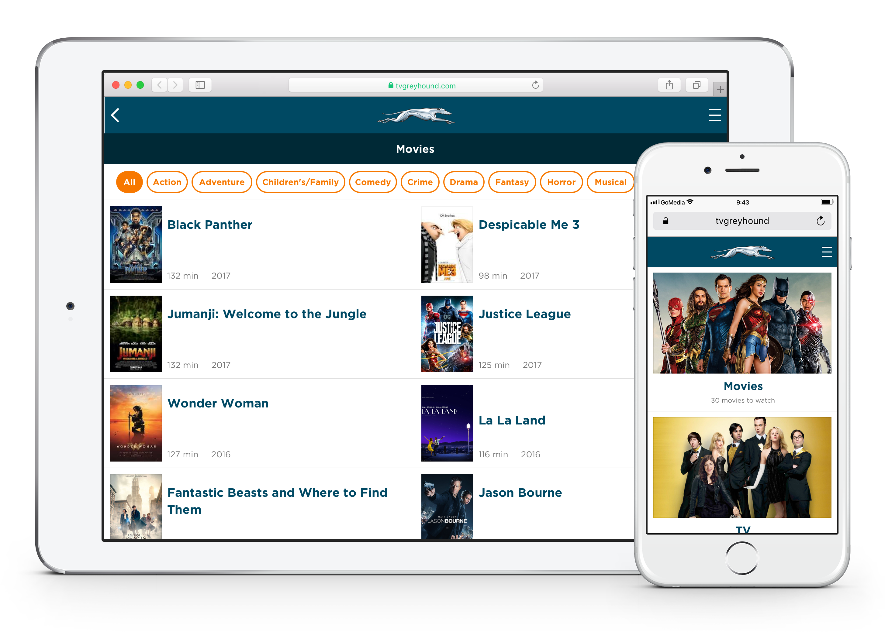 Greyhound select GoMedia and Icomera to deliver onboard entertainment to US bus fleet