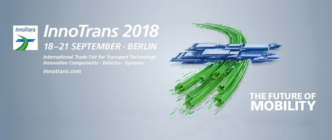 Icomera ready for InnoTrans 2018