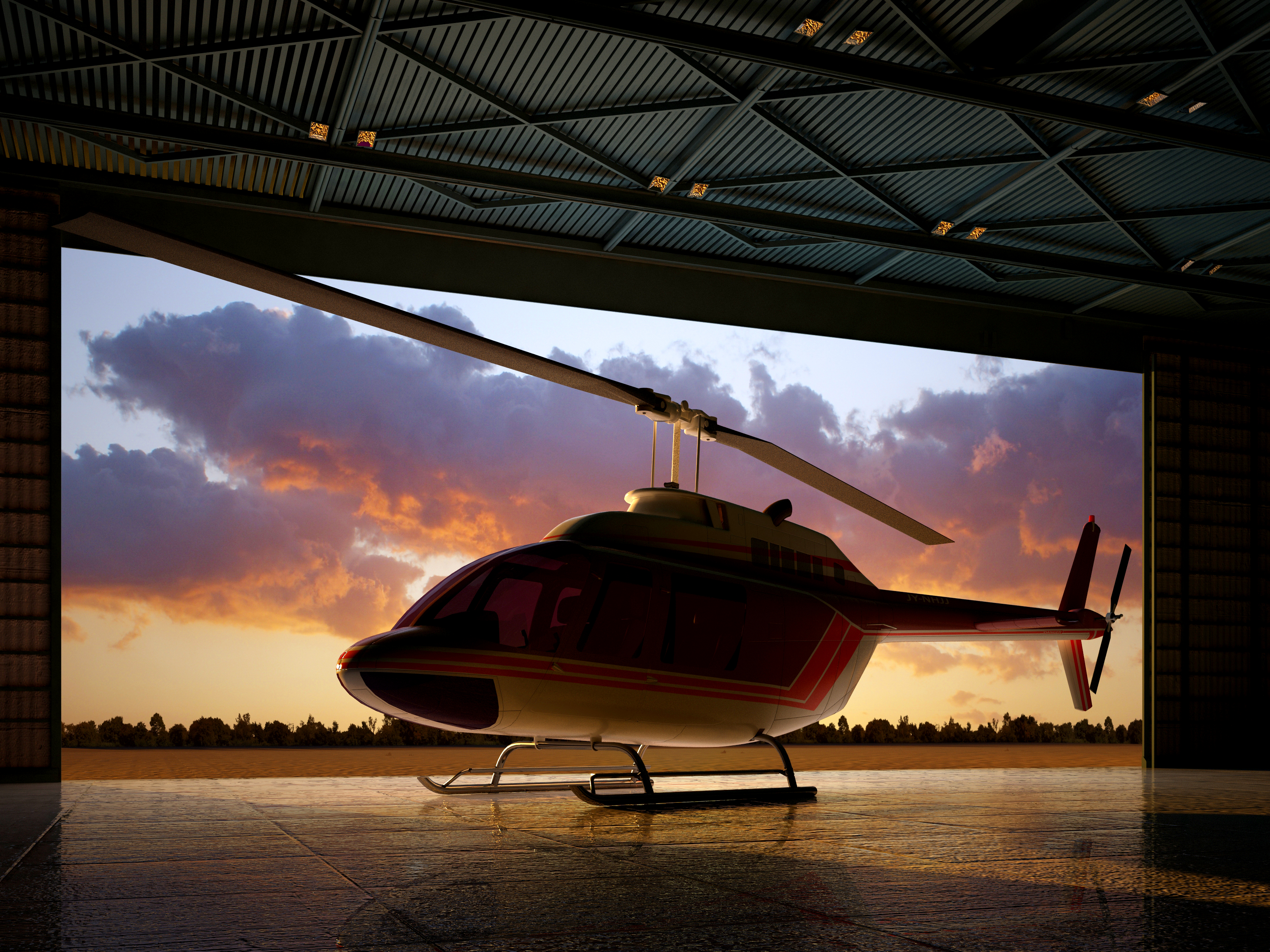 Icomera joins Research and Technology Programme to develop Mobile Communications for Helicopters
