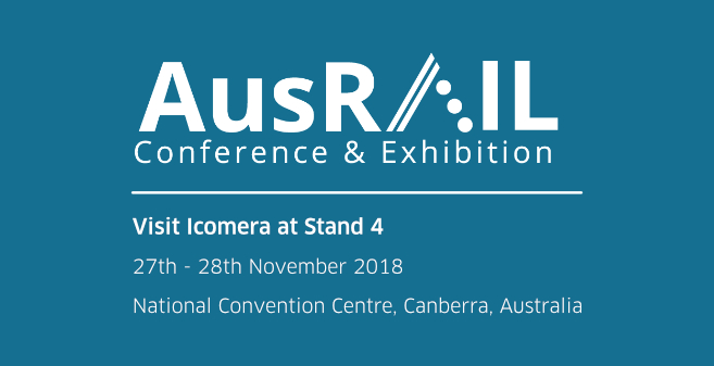 Icomera and ENGIE Services ANZ to exhibit at AusRAIL 2018