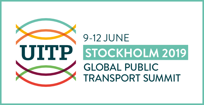 Icomera ready for the UITP Global Public Transport Summit 2019