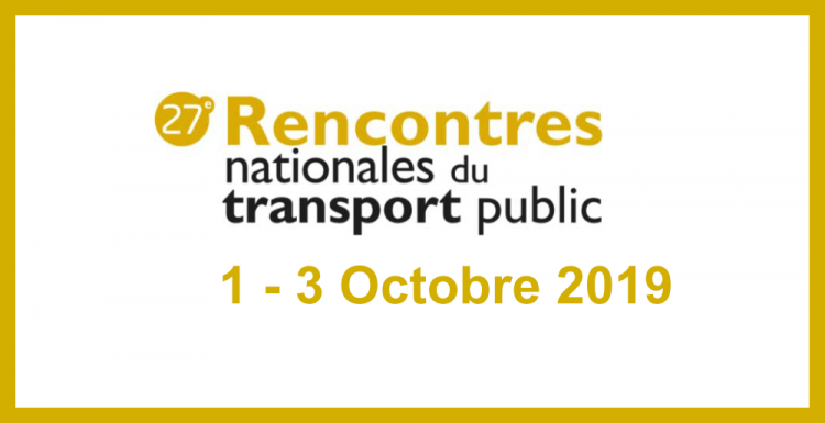 Icomera to Exhibit at Recontres Nationales du Transport Public in Nantes